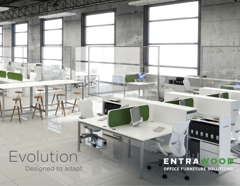 ENTRAWOOD ENTRAKOR Office Furniture Solutions