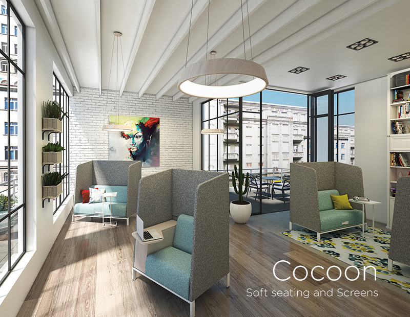 office privacy pods. Cocoon Range Brochure. Privacy Pod \u0026 Booth Office Pods