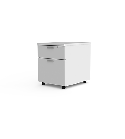 PEDESTAL-1-DRAWER-1-filer-mobile-white