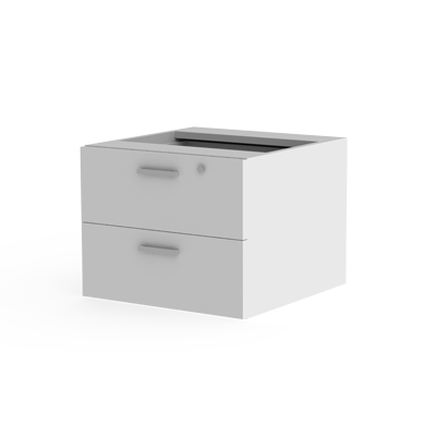 pedestal-2drw-mini-fitted-white