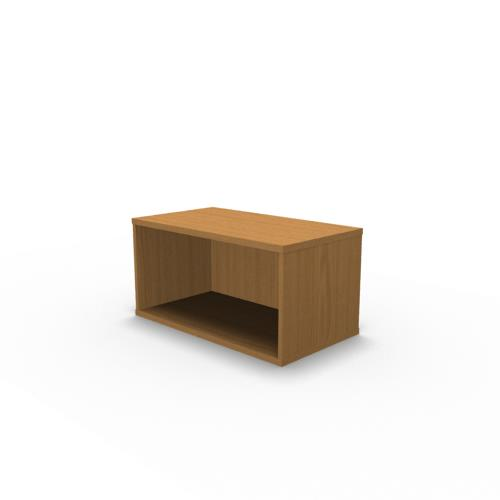 OPEN STORAGE BOX OAK