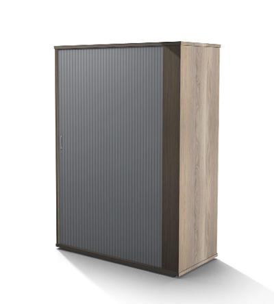 Roller Door Systems Cabinet - ENTRAWOOD office furniture manufacturer