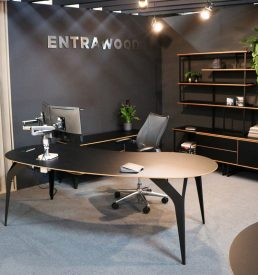 Shell executive office furniture