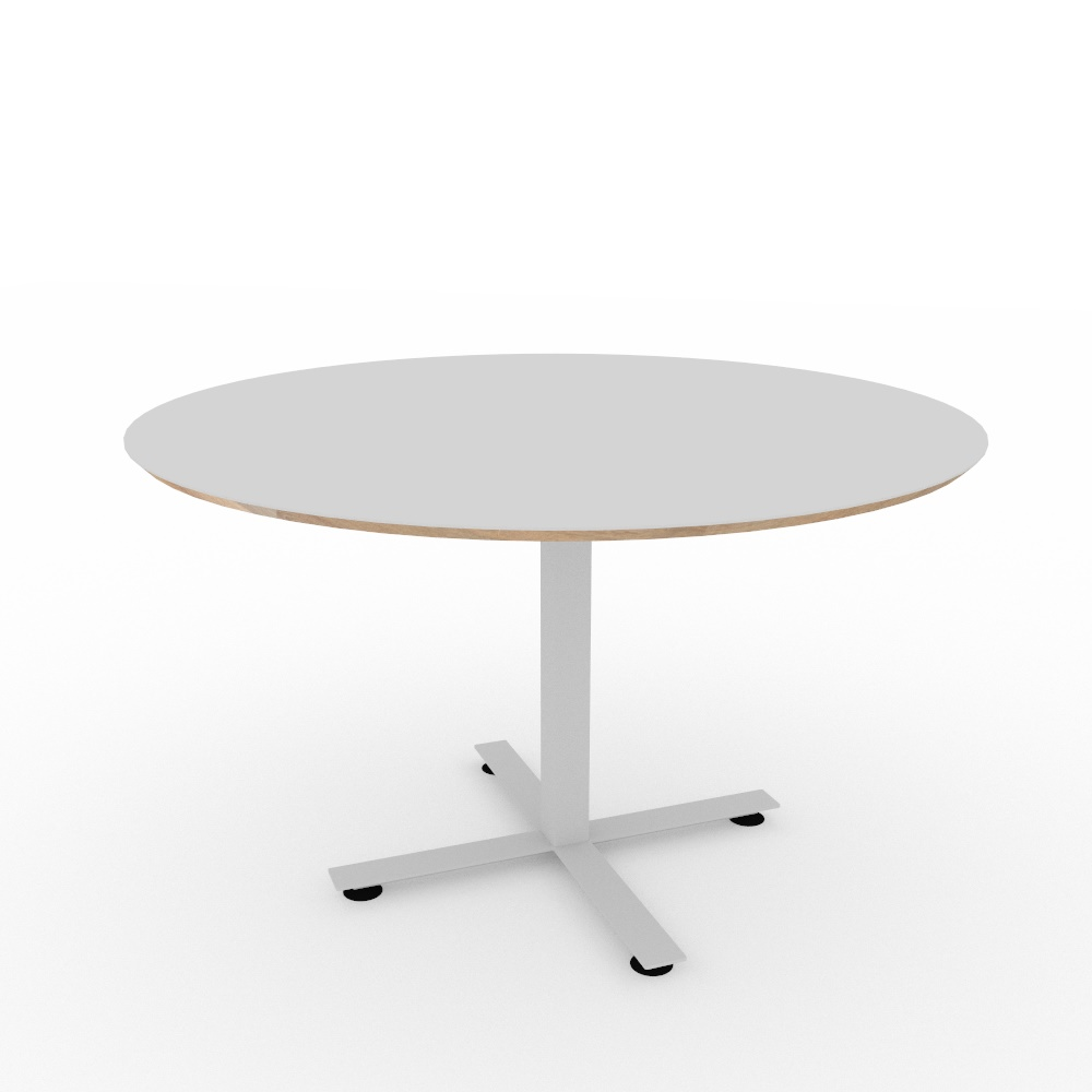 Shell Meeting Table Entrawood Office Furniture Manufacturer