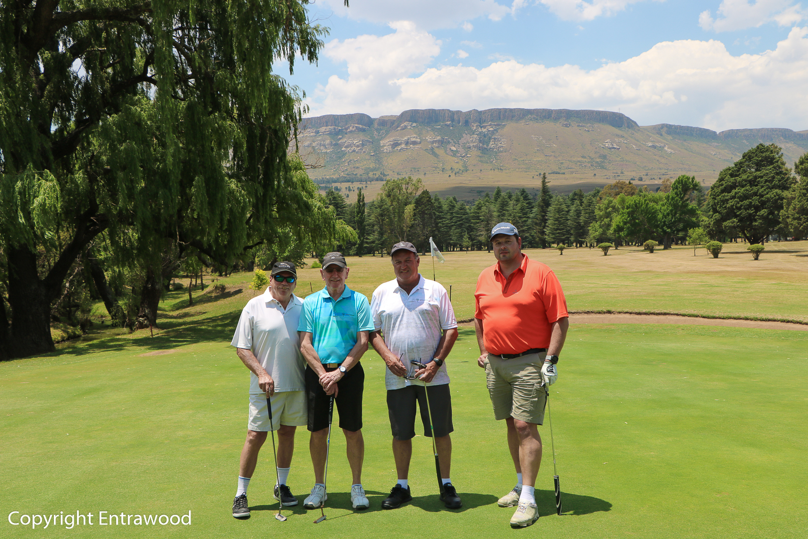 Entrawood Invitational Golf Day 2018