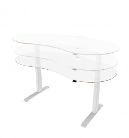 Height-adjustable Desking (local)