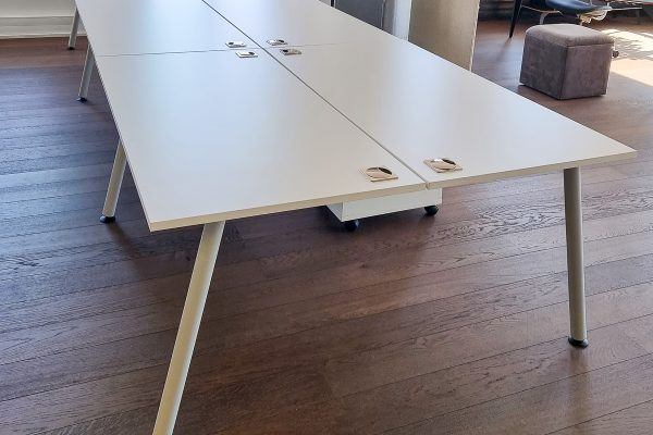 Projekt 6-way workstation