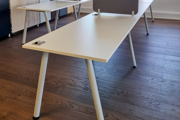 Projekt Single Desks in series